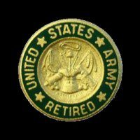 army-retired-pin