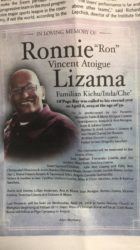 obituary ronnie-lizama